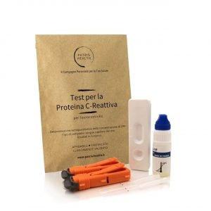 Patris Health - Test per la Proteina C-Reattiva