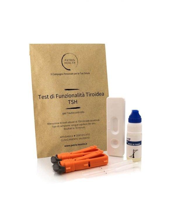 Patris Health - Test di Funzionalita Tiroidea TSH